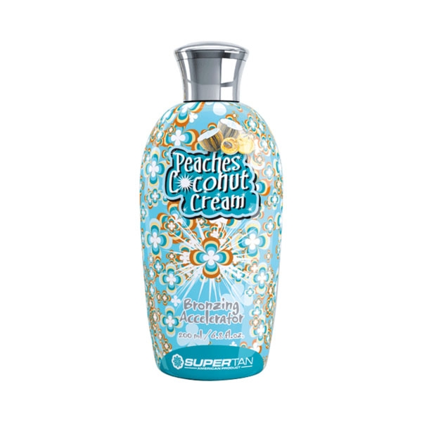 Supertan Peaches&Coconut (200 мл)